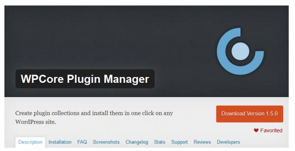 WordPress_›_WPCore_Plugin_Manager_«_WordPress_Plugins